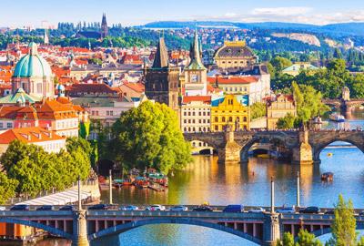 praag hoofdstad tsjechie